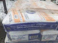 Цемент М- 400 Ивано Франковск 25 кг., купить, заказать, Херсон, низкая цена, недорого, магазин, интернет-магазин
