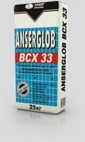 Клей для плитки 33 Анцерглоб  25кг   Украина, купить, заказать, Херсон, низкая цена, недорого, магазин, интернет-магазин