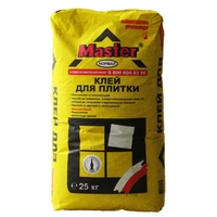 Клей для плитки  Мастер Нормал 25кг   Украина, купить, заказать, Херсон, низкая цена, недорого, магазин, интернет-магазин