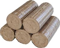 Брикеты из рисовой лузги (в мешках по 50 кг)