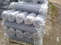 Сетка Рабица оцинковка (50х50)   1,5х10м  рулон Украина, купить, заказать, Херсон, низкая цена, недорого, магазин, интернет-магазин